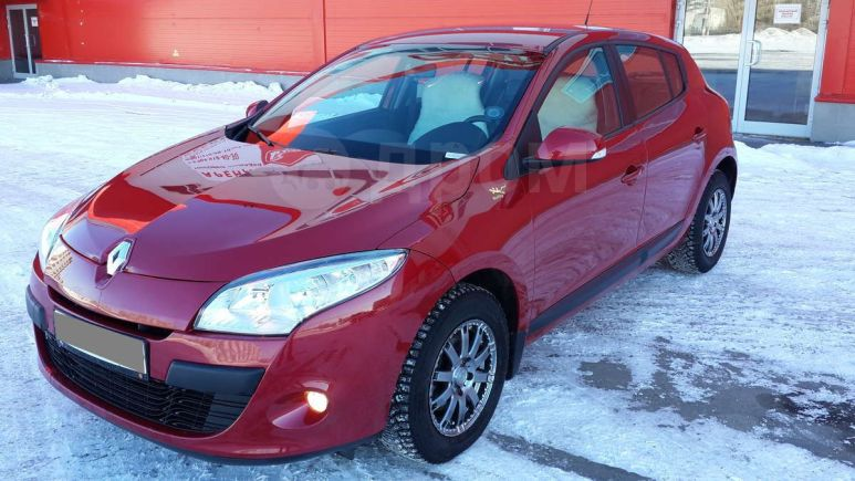 Renault Megane, 2011 год, 489 000 руб.