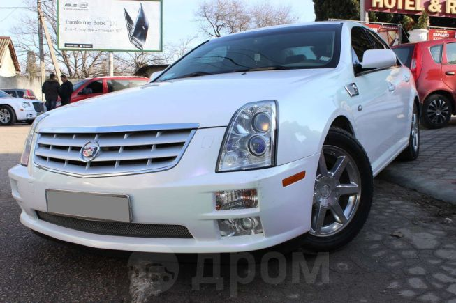 Cadillac STS, 2005 год, 1 760 820 руб.