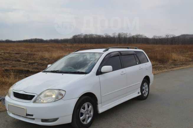 Toyota Corolla Fielder, 2003 год, 250 000 руб.