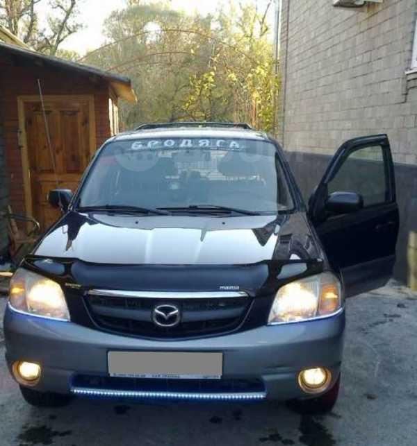 Mazda Tribute, 2003 год, 400 000 руб.