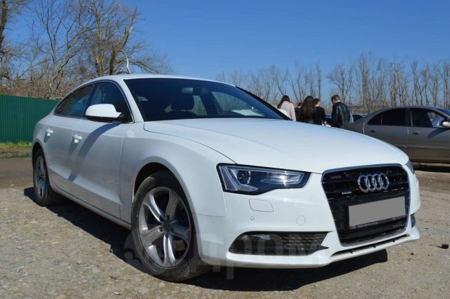 Audi A5, 2012 год, 1 600 000 руб.