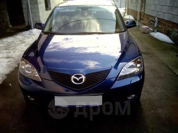 Mazda Mazda3, 2007 год, 428 000 руб.