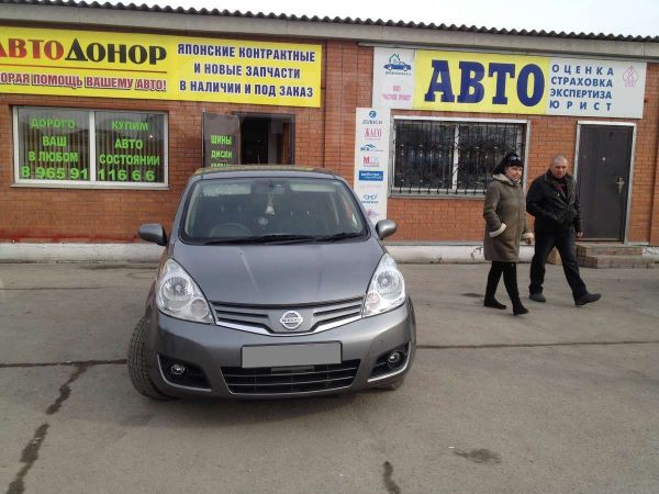 Nissan Note, 2009 год, 340 000 руб.