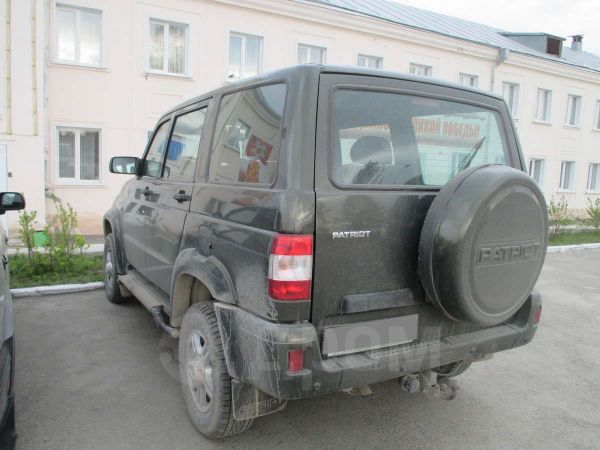 УАЗ Патриот, 2012 год, 480 000 руб.