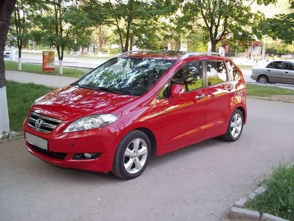 Honda FR-V, 2008 год, 640 000 руб.