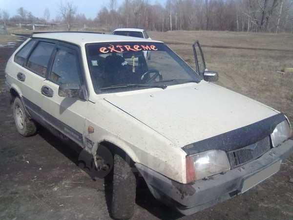 Лада 2109, 1988 год, 25 000 руб.