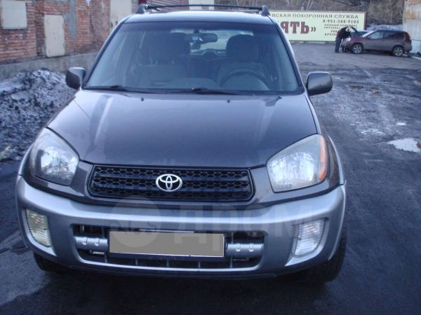 Toyota RAV4, 2003 год, 470 000 руб.