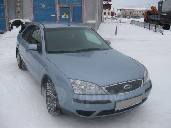 Ford Mondeo, 2003 год, 310 000 руб.