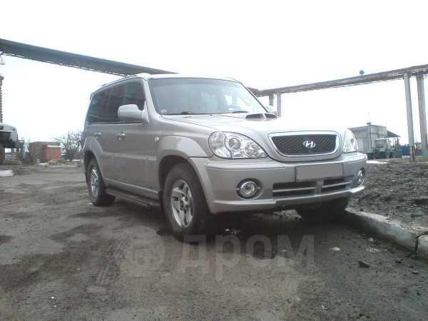 Hyundai Terracan, 2004 год, 444 000 руб.