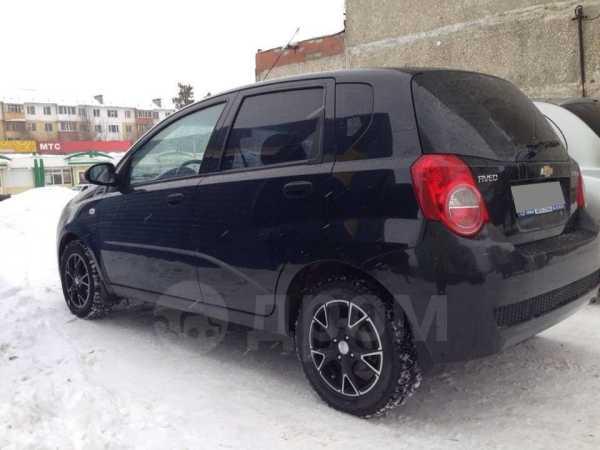 Chevrolet Aveo, 2009 год, 310 000 руб.