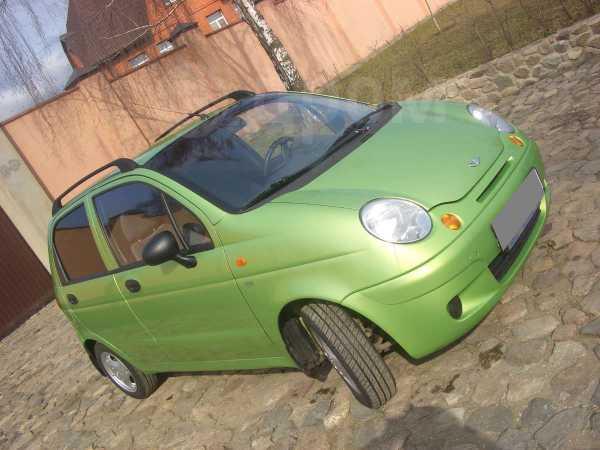 Daewoo Matiz, 2008 год, 135 000 руб.