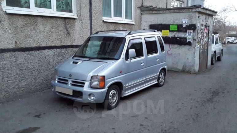 Suzuki Wagon R Wide, 1997 год, 90 000 руб.