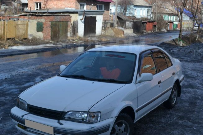 Toyota Corsa, 1998 год, 220 000 руб.