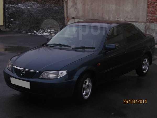 Mazda 323, 2001 год, 200 000 руб.