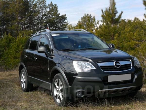 Opel Antara, 2008 год, 655 000 руб.