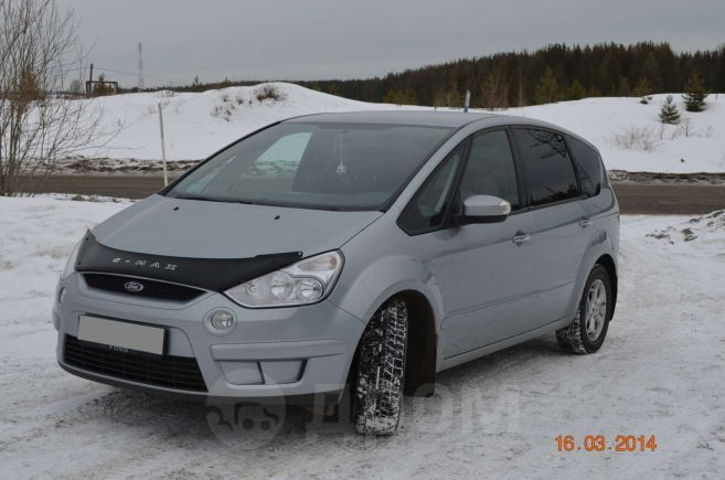 Ford S-MAX, 2008 год, 620 000 руб.