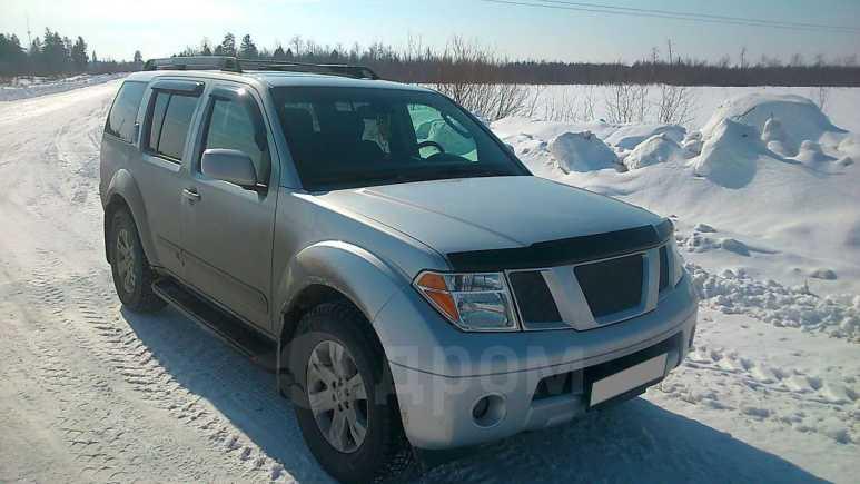 Nissan Pathfinder, 2005 год, 730 000 руб.