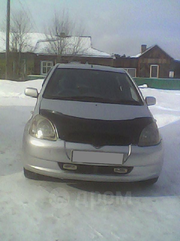Toyota Vitz, 1999 год, 210 000 руб.