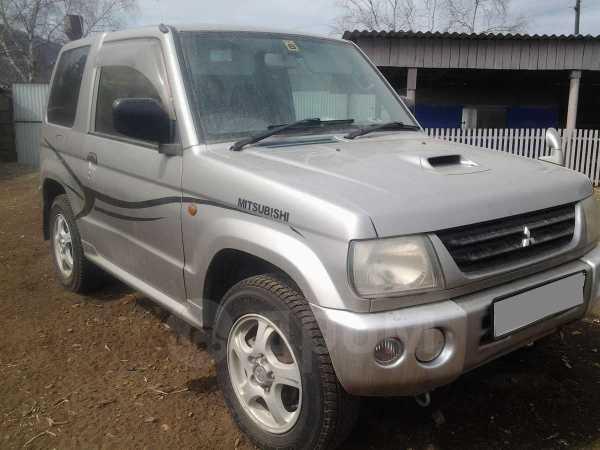 Mitsubishi Pajero Mini, 2000 год, 140 000 руб.