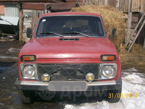 Лада 4x4 2121 Нива, 1989 год, 55 000 руб.