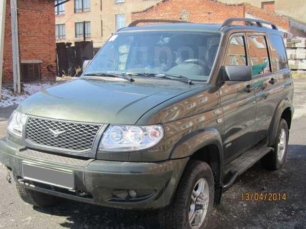 УАЗ Патриот, 2012 год, 500 000 руб.