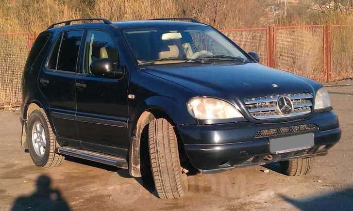 Mercedes-Benz M-Class, 2000 год, 500 000 руб.