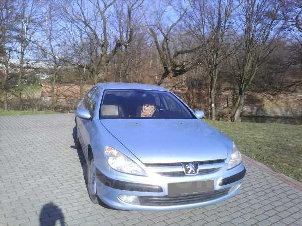 Peugeot 607, 2004 год, 395 000 руб.