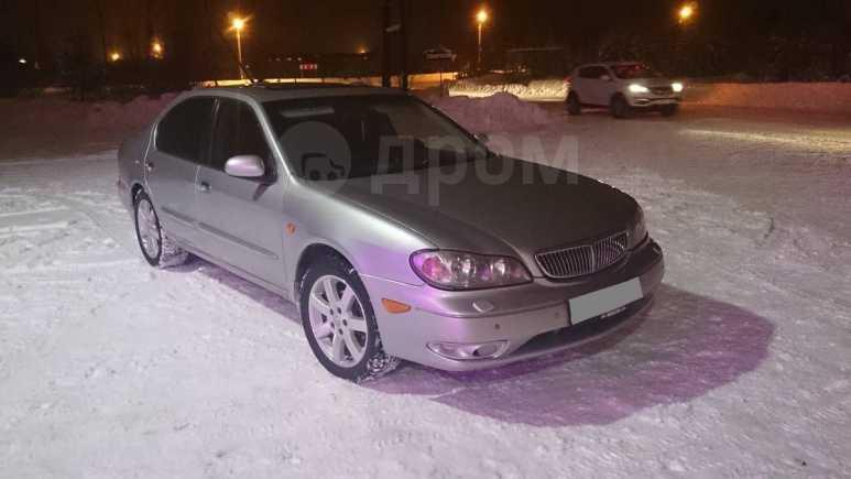 Nissan Maxima, 2003 год, 370 000 руб.