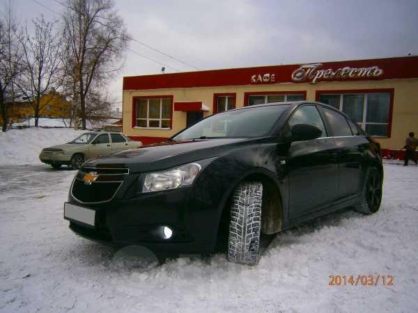 Chevrolet Cruze, 2010 год, 550 000 руб.