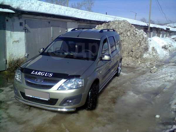 Лада Ларгус, 2013 год, 485 000 руб.