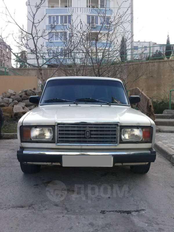 Лада 2107, 1996 год, 70 000 руб.