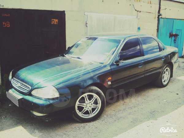 Kia Clarus, 2000 год, 165 000 руб.