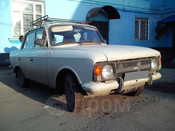 Москвич Москвич, 1996 год, 19 000 руб.