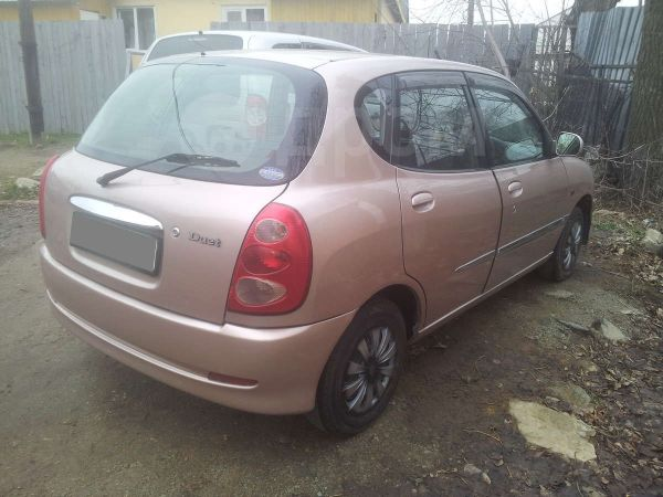 Toyota Duet, 2002 год, 150 000 руб.