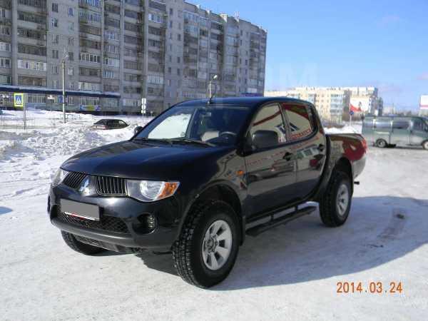 Mitsubishi L200, 2008 год, 785 000 руб.