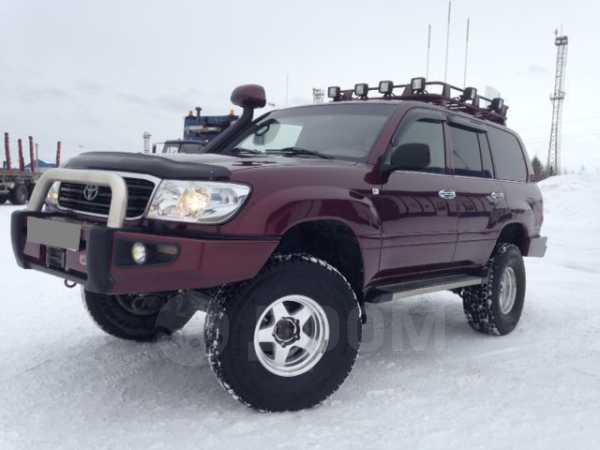 Toyota Land Cruiser, 1999 год, 1 650 000 руб.