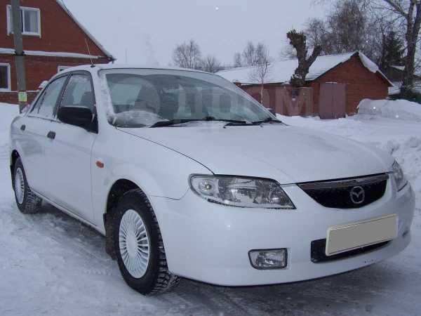 Mazda Familia, 2001 год, 190 000 руб.