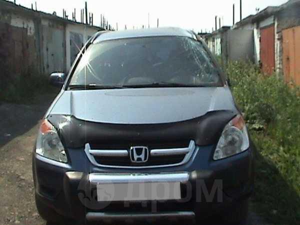 Honda CR-V, 2003 год, 390 000 руб.