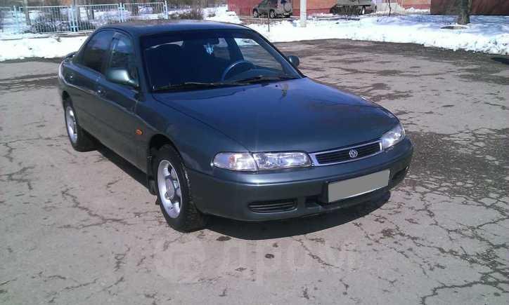 Mazda 626, 1996 год, 215 000 руб.