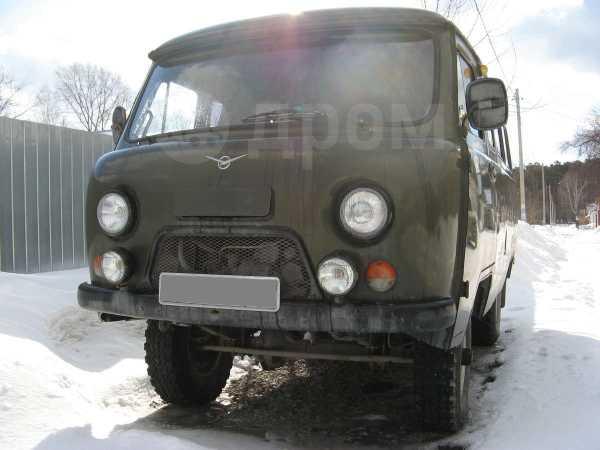 УАЗ Буханка, 1996 год, 159 000 руб.