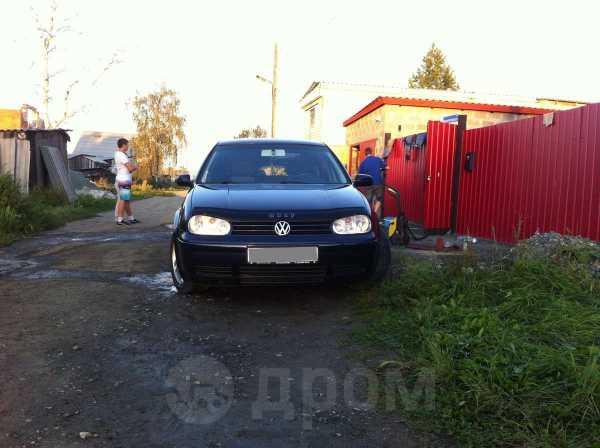 Volkswagen Golf, 2001 год, 315 000 руб.