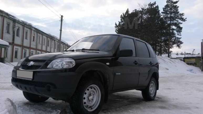 Chevrolet Niva, 2012 год, 400 000 руб.