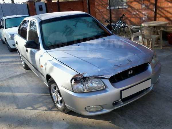 Hyundai Accent, 2002 год, 87 000 руб.