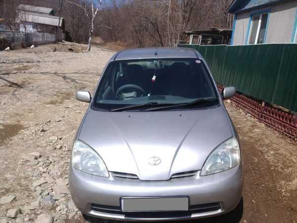 Toyota Prius, 2001 год, 205 000 руб.