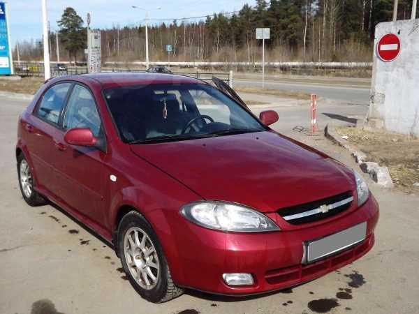 Chevrolet Lacetti, 2007 год, 275 000 руб.