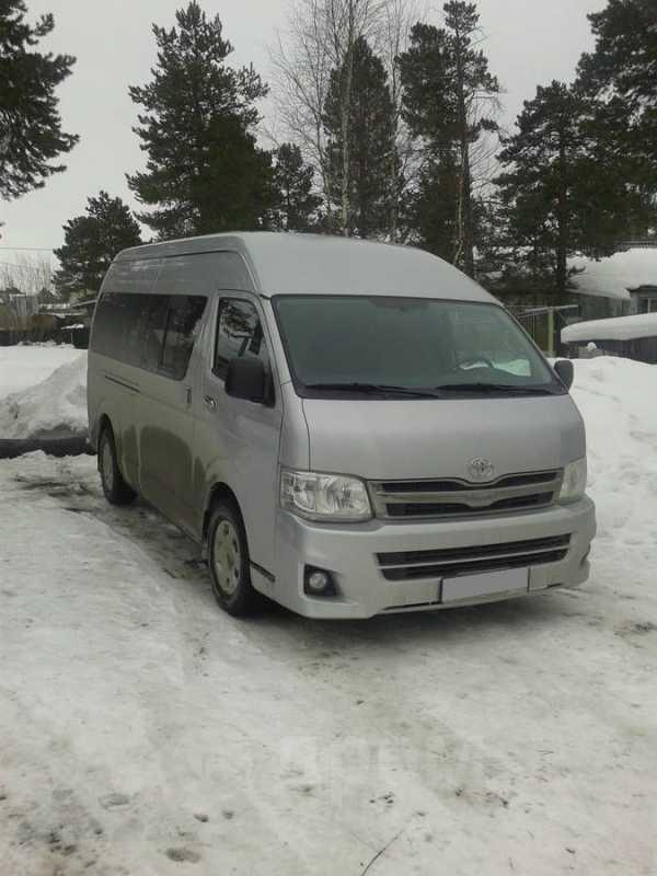 Toyota Hiace, 2011 год, 1 400 000 руб.