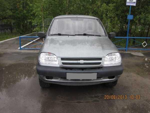 Chevrolet Niva, 2007 год, 263 000 руб.