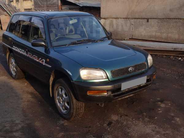 Toyota RAV4, 1995 год, 268 000 руб.