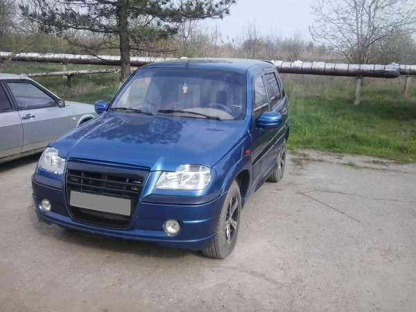 Chevrolet Niva, 2006 год, 305 000 руб.