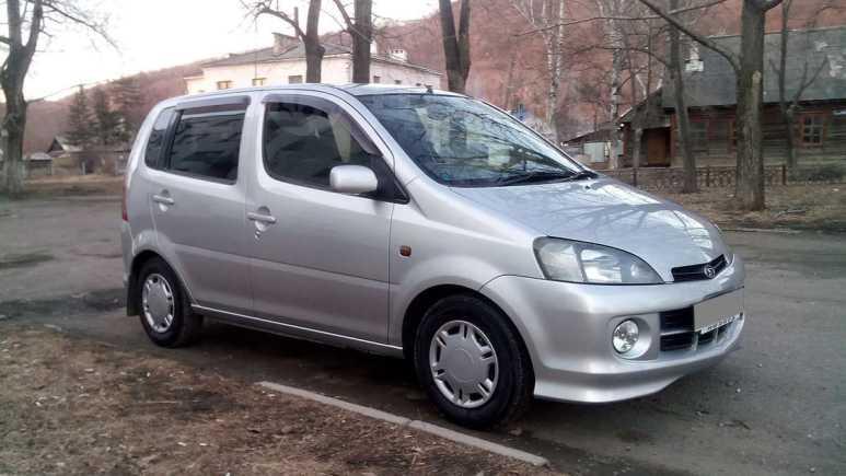 Daihatsu YRV, 2001 год, 190 000 руб.